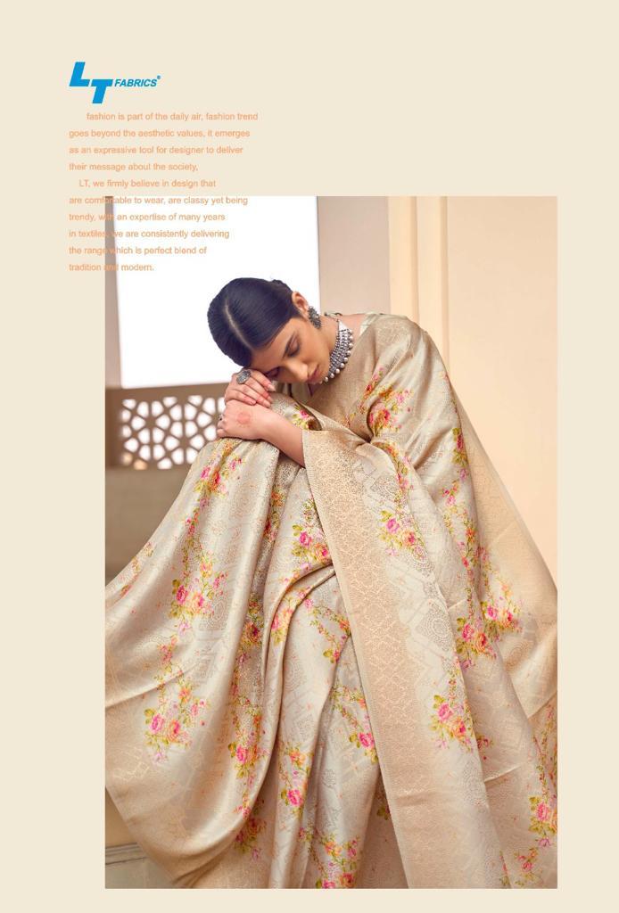 Lt Fabrics Sunehri Saree Sari Wholesale Catalog 10 Pcs 17 - Lt Fabrics Sunehri Saree Sari Wholesale Catalog 10 Pcs