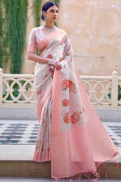 Lt Fabrics Sunehri Saree Sari Wholesale Catalog 10 Pcs