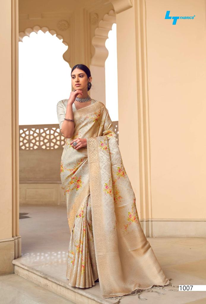 Lt Fabrics Sunehri Saree Sari Wholesale Catalog 10 Pcs 3 - Lt Fabrics Sunehri Saree Sari Wholesale Catalog 10 Pcs