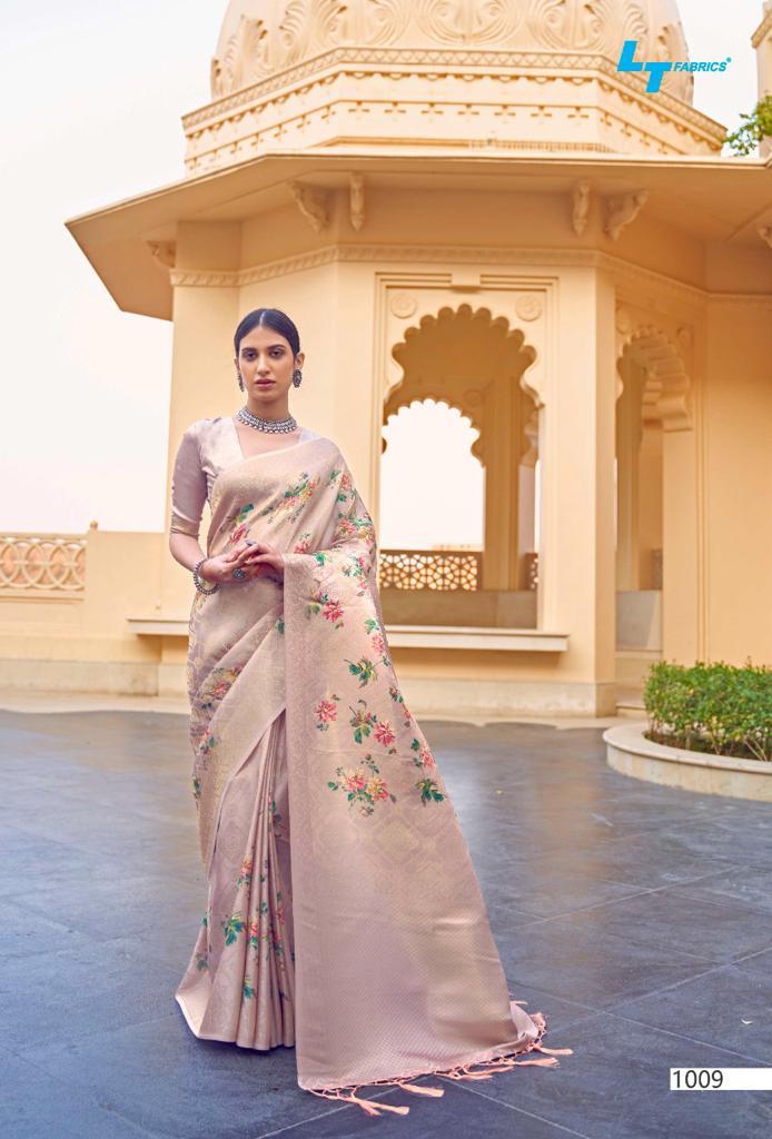 Lt Fabrics Sunehri Saree Sari Wholesale Catalog 10 Pcs 6 - Lt Fabrics Sunehri Saree Sari Wholesale Catalog 10 Pcs