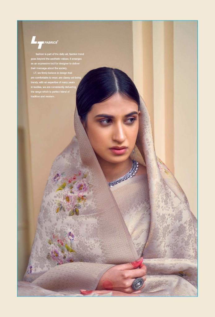 Lt Fabrics Sunehri Saree Sari Wholesale Catalog 10 Pcs 8 - Lt Fabrics Sunehri Saree Sari Wholesale Catalog 10 Pcs