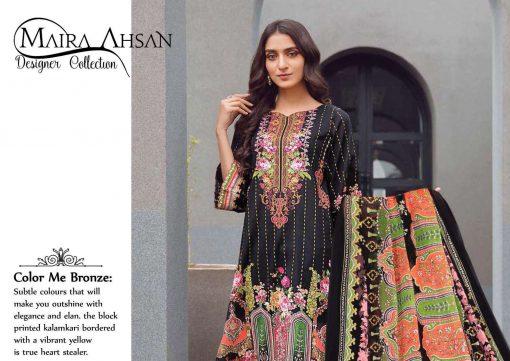 Maira Ahsan Designer Collection Vol 1 Salwar Suit Wholesale Catalog 10 Pcs 1 510x361 - Maira Ahsan Designer Collection Vol 1 Salwar Suit Wholesale Catalog 10 Pcs
