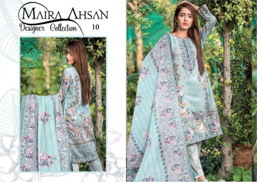 Maira Ahsan Designer Collection Vol 1 Salwar Suit Wholesale Catalog 10 Pcs 12 510x361 - Maira Ahsan Designer Collection Vol 1 Salwar Suit Wholesale Catalog 10 Pcs