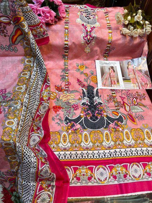 Maira Ahsan Designer Collection Vol 1 Salwar Suit Wholesale Catalog 10 Pcs 14 510x680 - Maira Ahsan Designer Collection Vol 1 Salwar Suit Wholesale Catalog 10 Pcs