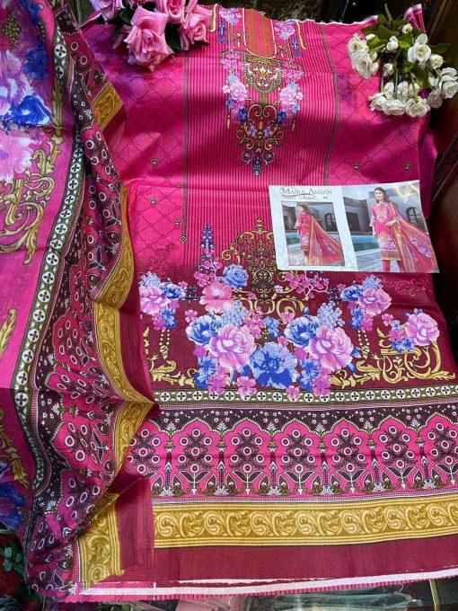 Maira Ahsan Designer Collection Vol 1 Salwar Suit Wholesale Catalog 10 Pcs 15 510x680 - Maira Ahsan Designer Collection Vol 1 Salwar Suit Wholesale Catalog 10 Pcs