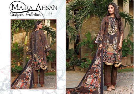 Maira Ahsan Designer Collection Vol 1 Salwar Suit Wholesale Catalog 10 Pcs 4 510x361 - Maira Ahsan Designer Collection Vol 1 Salwar Suit Wholesale Catalog 10 Pcs