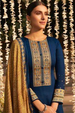 Mumtaz Arts Jashn E Bandhani Hit List Salwar Suit Wholesale Catalog 6 Pcs