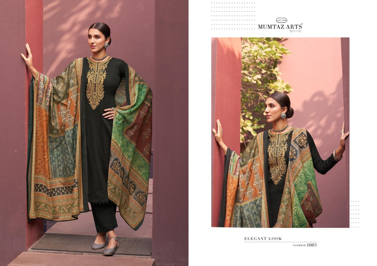 Mumtaz Arts Naadirah Hit List Salwar Suit Wholesale Catalog 7 Pcs 2 - Mumtaz Arts Naadirah Hit List Salwar Suit Wholesale Catalog 7 Pcs