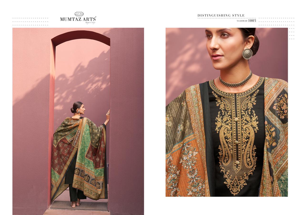 Mumtaz Arts Naadirah Hit List Salwar Suit Wholesale Catalog 7 Pcs 6 - Mumtaz Arts Naadirah Hit List Salwar Suit Wholesale Catalog 7 Pcs
