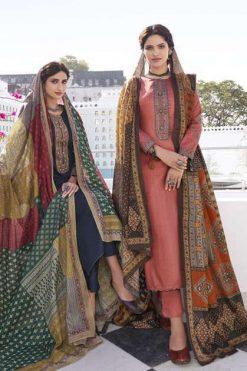 Mumtaz Arts Rushaan Salwar Suit Wholesale Catalog 10 Pcs