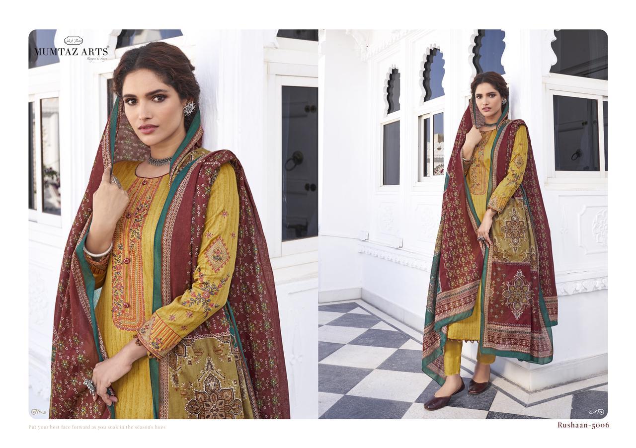 Mumtaz Arts Rushaan Salwar Suit Wholesale Catalog 10 Pcs 9 - Mumtaz Arts Rushaan Salwar Suit Wholesale Catalog 10 Pcs