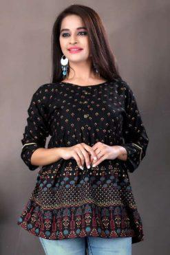 Pari Short Tops Wholesale Catalog 8 Pcs
