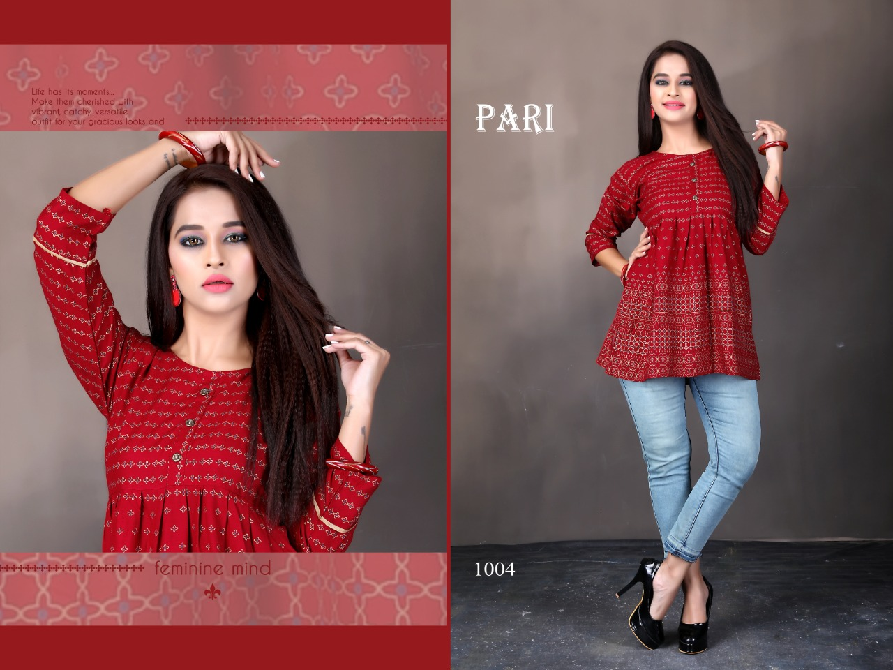 Pari Short Tops Wholesale Catalog 8 Pcs 4 - Pari Short Tops Wholesale Catalog 8 Pcs