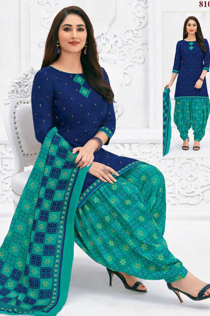 Pranjul Priyanka Vol 8 A Readymade Suit Wholesale Catalog 15 Pcs