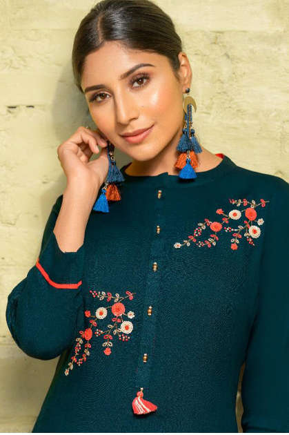 Psyna Poshak Vol 10 Kurti Wholesale Catalog 10 Pcs - Psyna Poshak Vol 10 Kurti Wholesale Catalog 10 Pcs