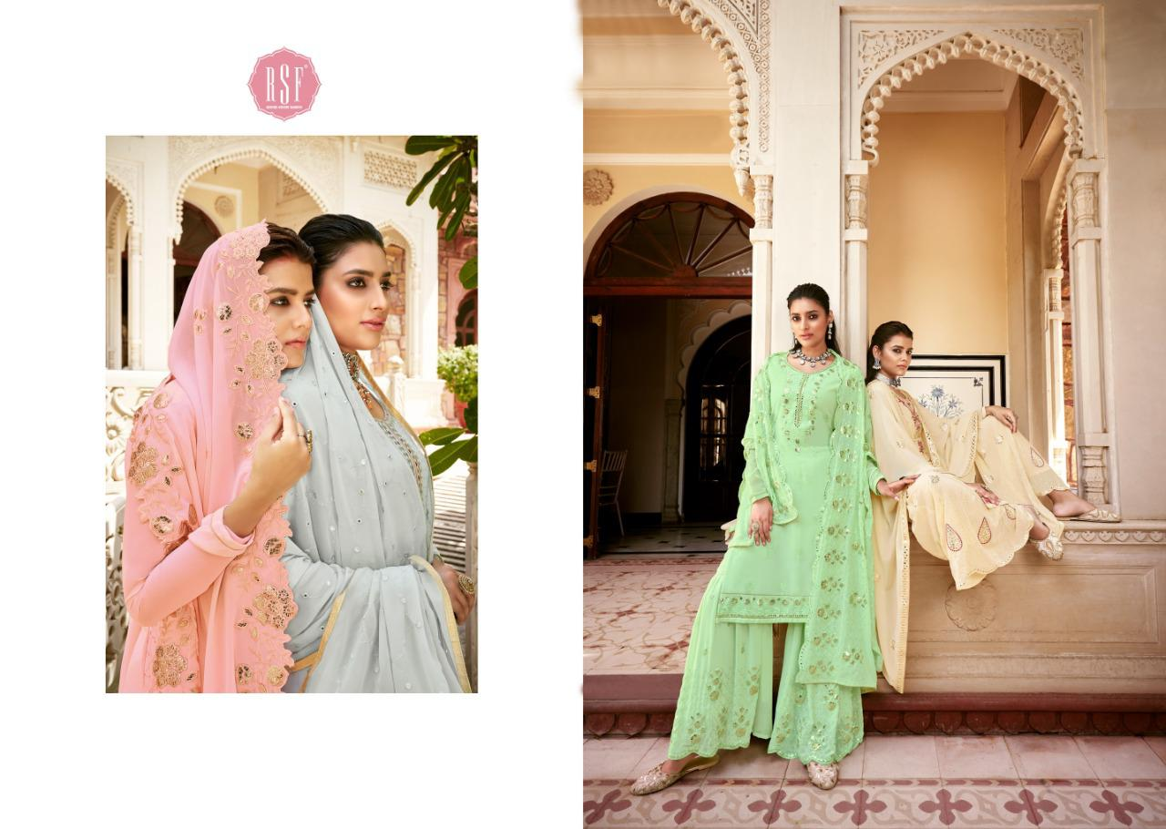 RSF Noor Salwar Suit Wholesale Catalog 4 Pcs 7 - RSF Noor Salwar Suit Wholesale Catalog 4 Pcs