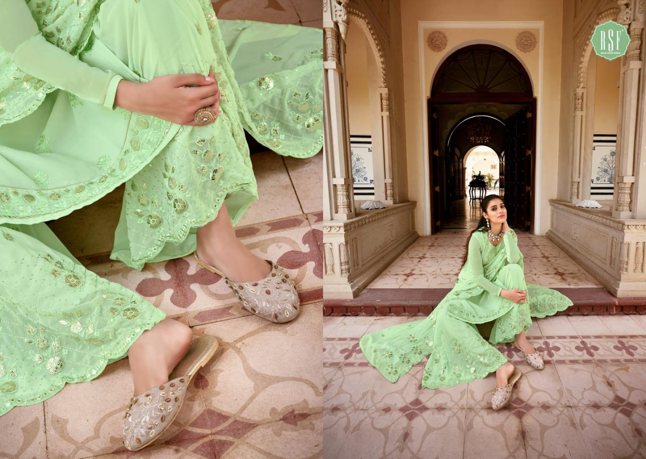 RSF Noor Salwar Suit Wholesale Catalog 4 Pcs 8 - RSF Noor Salwar Suit Wholesale Catalog 4 Pcs