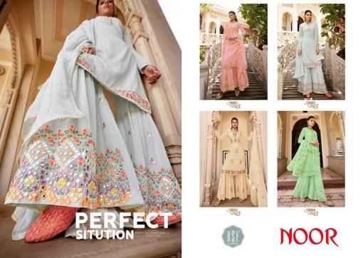 RSF Noor Salwar Suit Wholesale Catalog 4 Pcs 9 510x363 - RSF Noor Salwar Suit Wholesale Catalog 4 Pcs