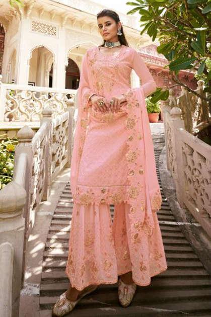 RSF Noor Salwar Suit Wholesale Catalog 4 Pcs