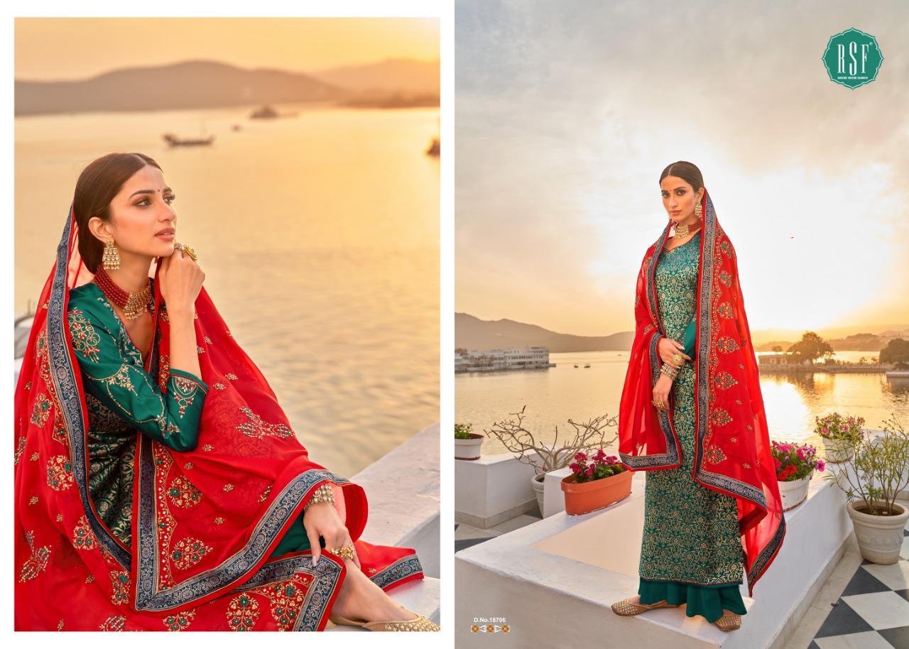 RSF Swag Vol 6 Salwar Suit Wholesale Catalog 6 Pcs 1 - RSF Swag Vol 6 Salwar Suit Wholesale Catalog 6 Pcs