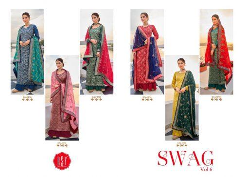 RSF Swag Vol 6 Salwar Suit Wholesale Catalog 6 Pcs 13 510x364 - RSF Swag Vol 6 Salwar Suit Wholesale Catalog 6 Pcs