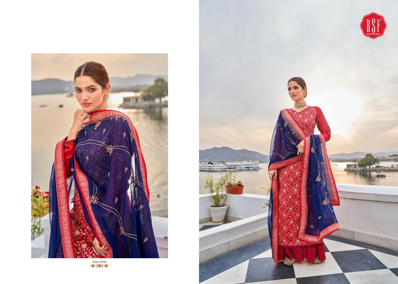 RSF Swag Vol 6 Salwar Suit Wholesale Catalog 6 Pcs 5 - RSF Swag Vol 6 Salwar Suit Wholesale Catalog 6 Pcs