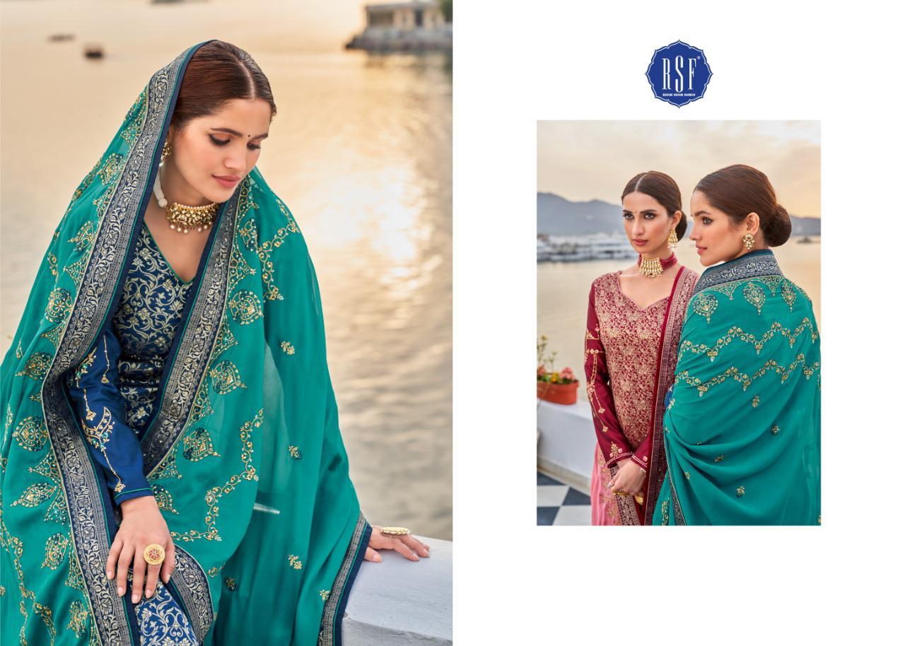 RSF Swag Vol 6 Salwar Suit Wholesale Catalog 6 Pcs 8 - RSF Swag Vol 6 Salwar Suit Wholesale Catalog 6 Pcs