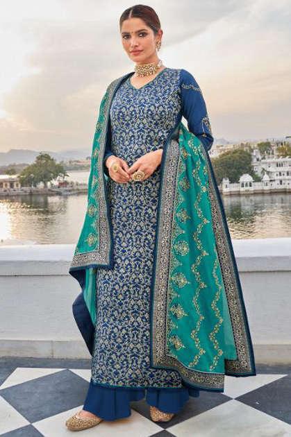 RSF Swag Vol 6 Salwar Suit Wholesale Catalog 6 Pcs
