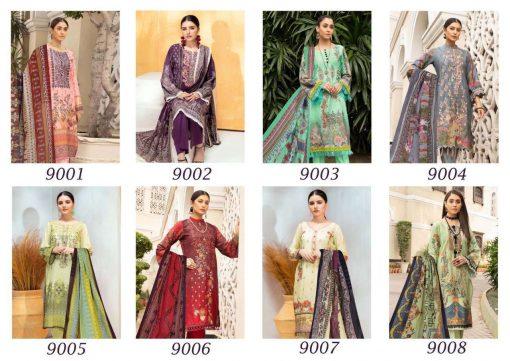 Sana Safinaz Luxury Lawn Colletion Vol 9 Salwar Suit Wholesale Catalog 8 Pcs 10 510x361 - Sana Safinaz Luxury Lawn Collection Vol 9 Salwar Suit Wholesale Catalog 8 Pcs