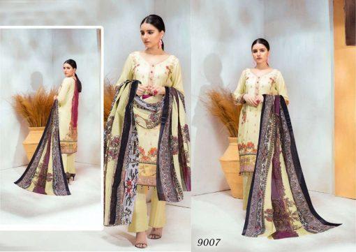 Sana Safinaz Luxury Lawn Colletion Vol 9 Salwar Suit Wholesale Catalog 8 Pcs 5 510x361 - Sana Safinaz Luxury Lawn Collection Vol 9 Salwar Suit Wholesale Catalog 8 Pcs