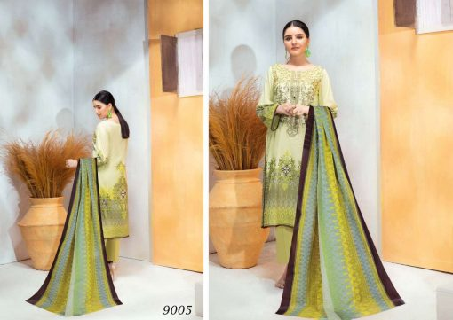 Sana Safinaz Luxury Lawn Colletion Vol 9 Salwar Suit Wholesale Catalog 8 Pcs 7 510x361 - Sana Safinaz Luxury Lawn Collection Vol 9 Salwar Suit Wholesale Catalog 8 Pcs
