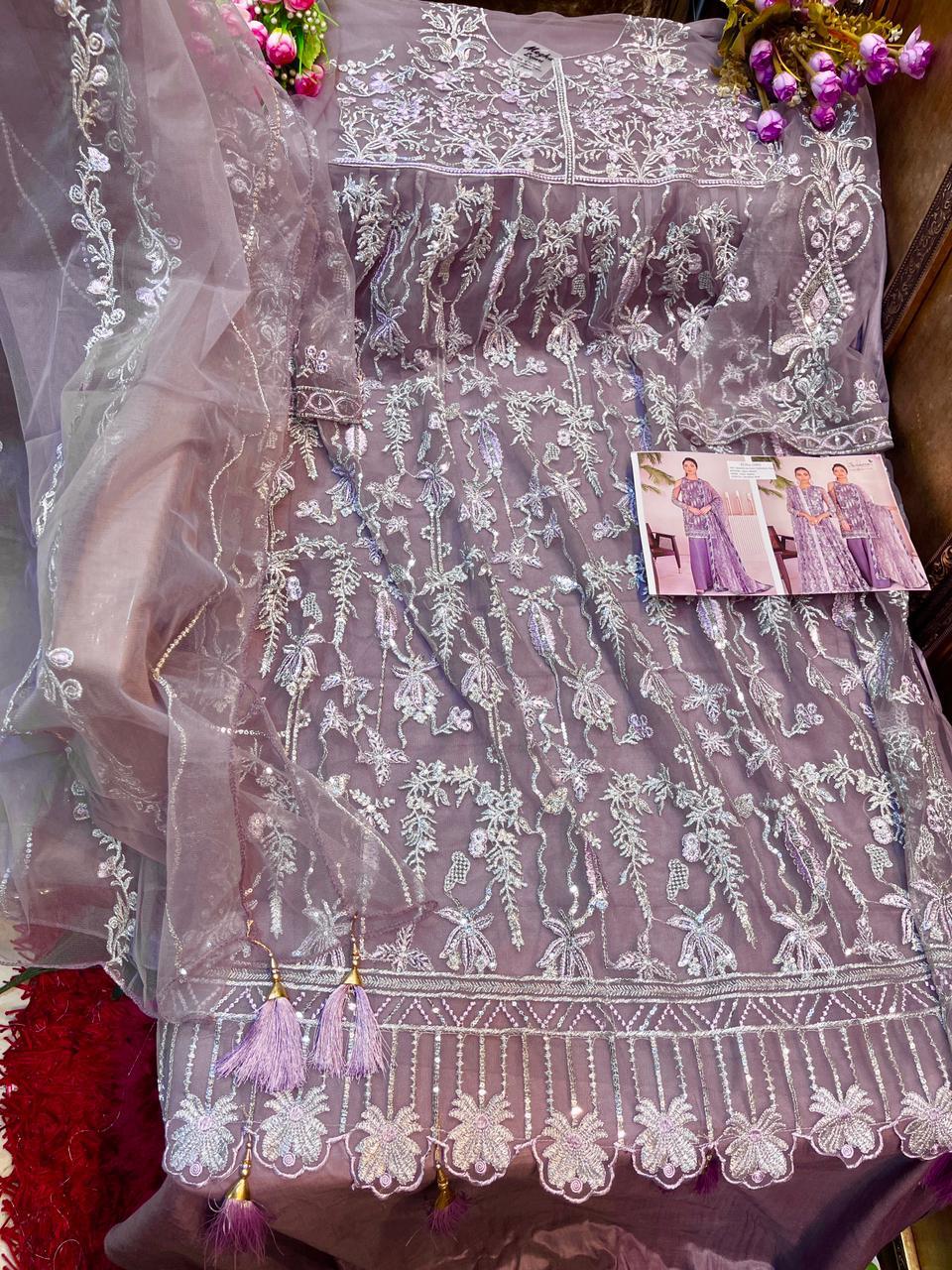 Serene Chantelle Salwar Suit Wholesale Catalog 3 Pcs 8 - Serene Chantelle Salwar Suit Wholesale Catalog 3 Pcs