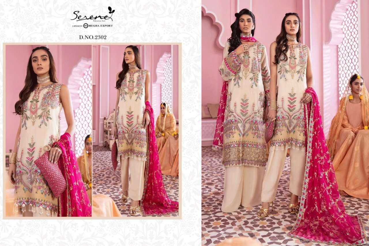 Serene Iznik Salwar Suit Wholesale Catalog 5 Pcs 1 - Serene Iznik Salwar Suit Wholesale Catalog 5 Pcs