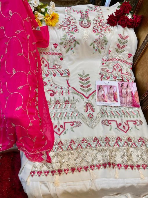 Serene Iznik Salwar Suit Wholesale Catalog 5 Pcs 10 510x680 - Serene Iznik Salwar Suit Wholesale Catalog 5 Pcs