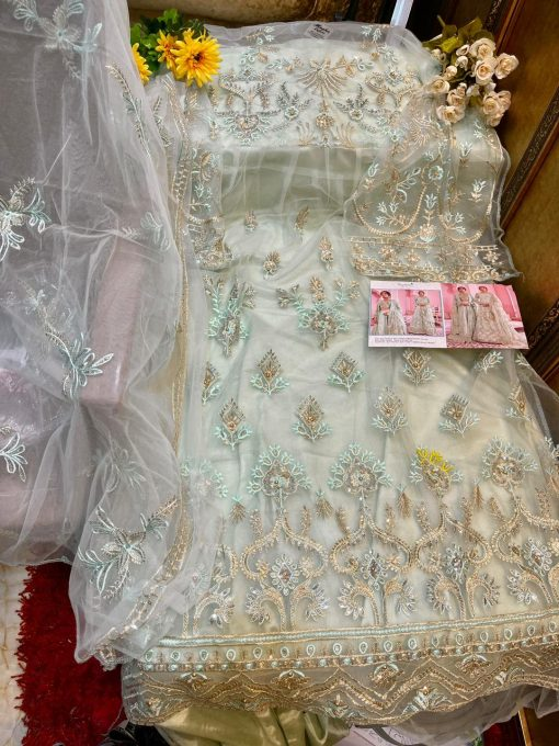 Serene Iznik Salwar Suit Wholesale Catalog 5 Pcs 11 510x680 - Serene Iznik Salwar Suit Wholesale Catalog 5 Pcs