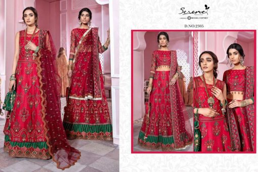Serene Iznik Salwar Suit Wholesale Catalog 5 Pcs 3 510x340 - Serene Iznik Salwar Suit Wholesale Catalog 5 Pcs