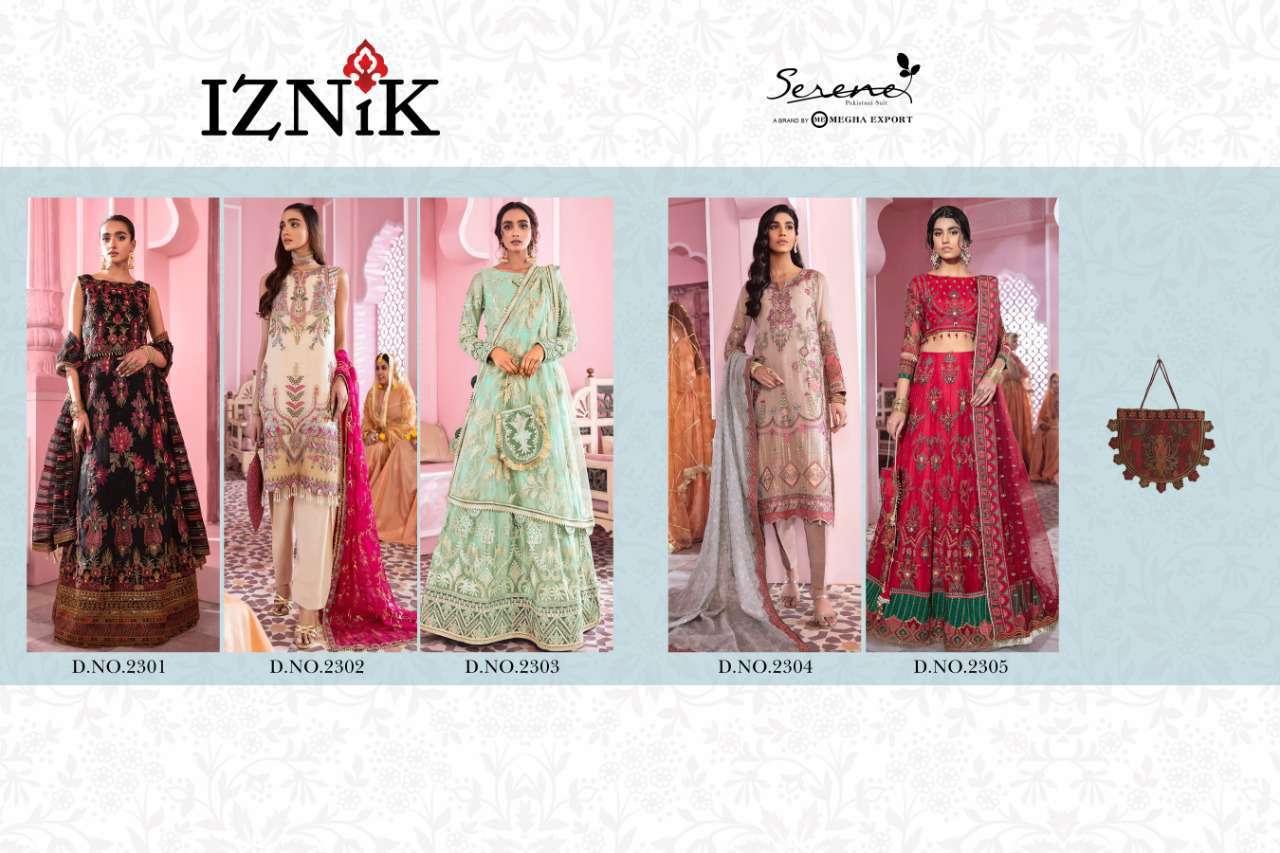 Serene Iznik Salwar Suit Wholesale Catalog 5 Pcs 6 - Serene Iznik Salwar Suit Wholesale Catalog 5 Pcs