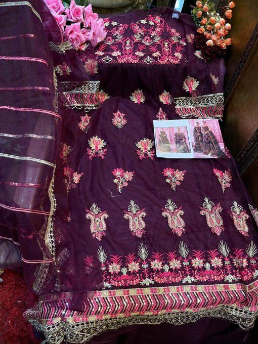 Serene Iznik Salwar Suit Wholesale Catalog 5 Pcs 8 510x680 - Serene Iznik Salwar Suit Wholesale Catalog 5 Pcs