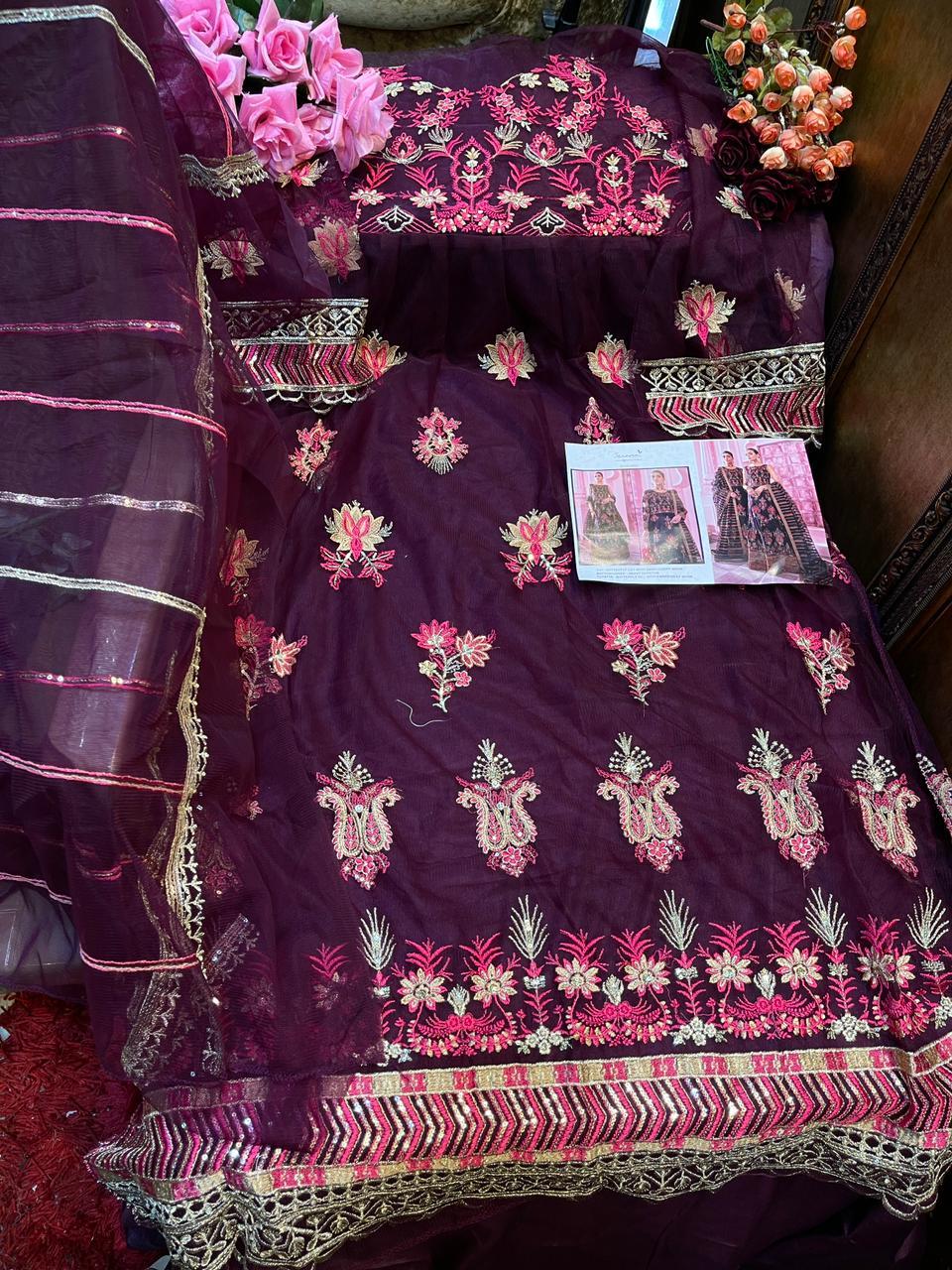 Serene Iznik Salwar Suit Wholesale Catalog 5 Pcs 8 - Serene Iznik Salwar Suit Wholesale Catalog 5 Pcs