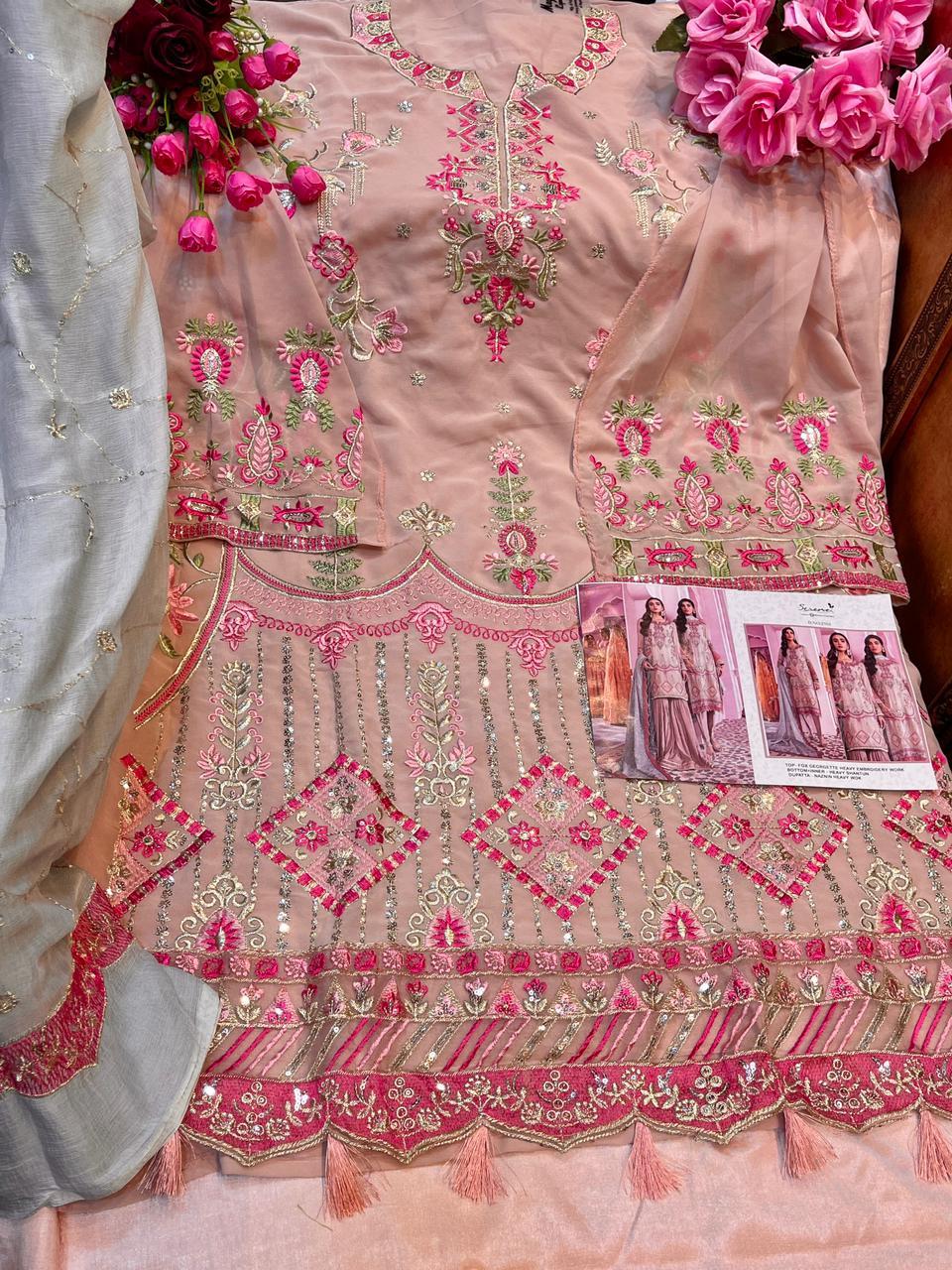 Serene Iznik Salwar Suit Wholesale Catalog 5 Pcs 9 - Serene Iznik Salwar Suit Wholesale Catalog 5 Pcs