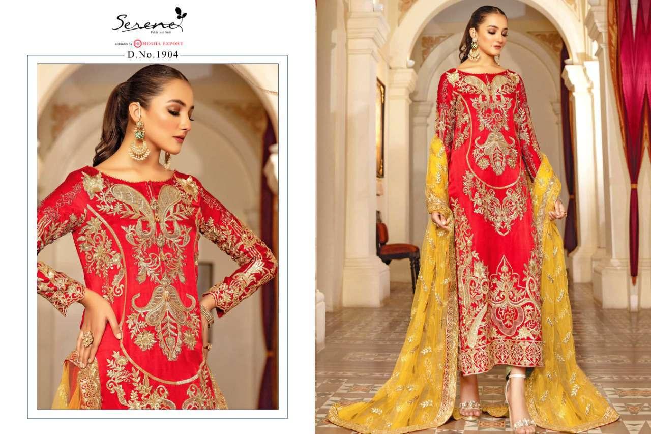 Serene La More Salwar Suit Wholesale Catalog 5 Pcs 3 - Serene La' More Salwar Suit Wholesale Catalog 5 Pcs