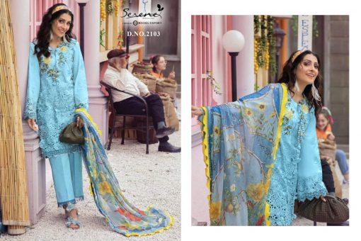 Serene Mushq Salwar Suit Wholesale Catalog 5 Pcs 4 510x340 - Serene Mushq Salwar Suit Wholesale Catalog 5 Pcs