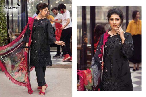 Serene Mushq Salwar Suit Wholesale Catalog 5 Pcs 5 510x340 - Serene Mushq Salwar Suit Wholesale Catalog 5 Pcs