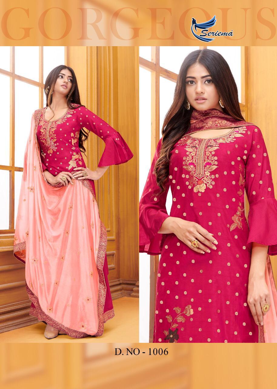 Seriema Zaraa Salwar Suit Wholesale Catalog 6 Pcs 13 - Seriema Zaraa Salwar Suit Wholesale Catalog 6 Pcs