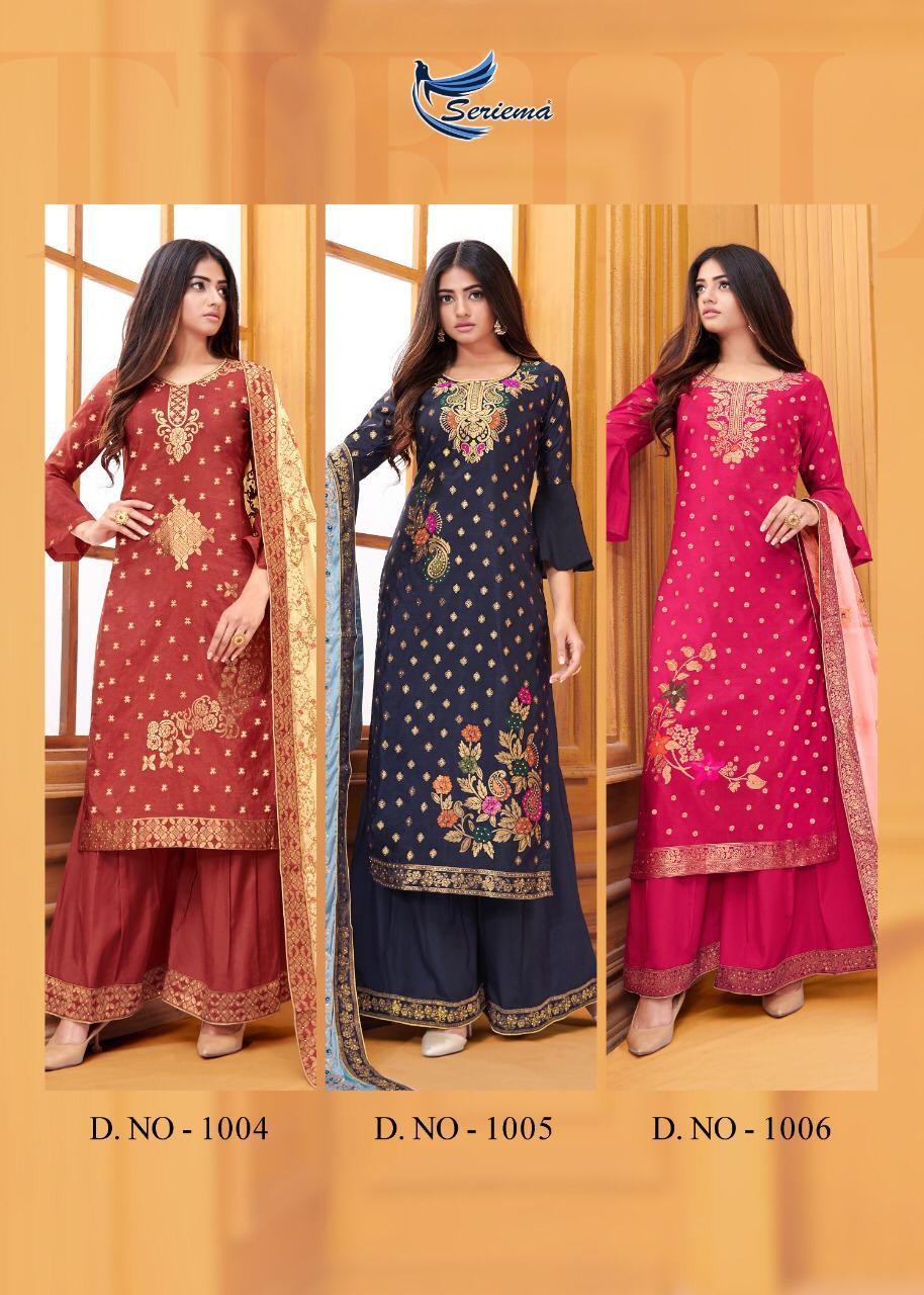 Seriema Zaraa Salwar Suit Wholesale Catalog 6 Pcs 15 - Seriema Zaraa Salwar Suit Wholesale Catalog 6 Pcs