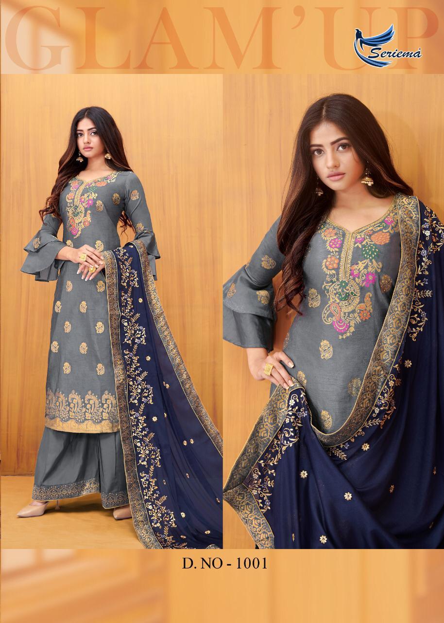 Seriema Zaraa Salwar Suit Wholesale Catalog 6 Pcs 3 - Seriema Zaraa Salwar Suit Wholesale Catalog 6 Pcs