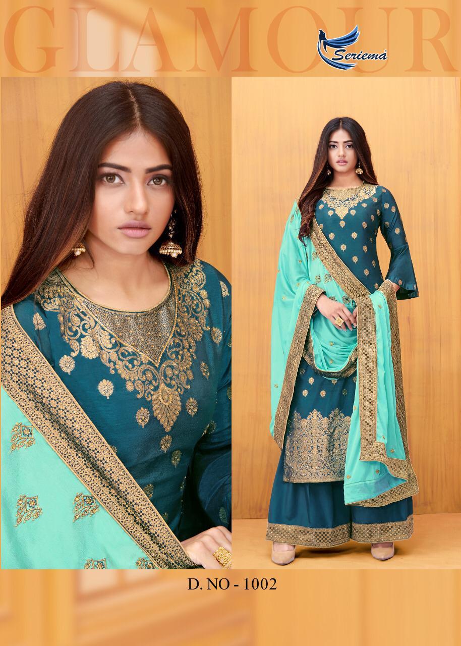 Seriema Zaraa Salwar Suit Wholesale Catalog 6 Pcs 5 - Seriema Zaraa Salwar Suit Wholesale Catalog 6 Pcs