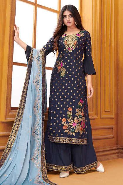 Seriema Zaraa Salwar Suit Wholesale Catalog 6 Pcs