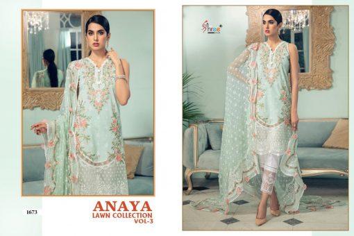 Shree Fabs Anaya Lawn Collection Vol 3 Salwar Suit Wholesale Catalog 4 Pcs 2 510x340 - Shree Fabs Anaya Lawn Collection Vol 3 Salwar Suit Wholesale Catalog 4 Pcs