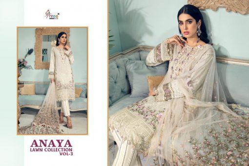 Shree Fabs Anaya Lawn Collection Vol 3 Salwar Suit Wholesale Catalog 4 Pcs 9 510x340 - Shree Fabs Anaya Lawn Collection Vol 3 Salwar Suit Wholesale Catalog 4 Pcs
